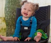 BambinOz Anywhere Chair, Slate Grey, 6-30 Months