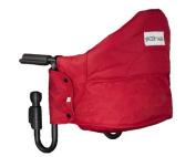 guzzie+Guss Perch Portable Table Chair - Red
