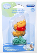 Winnie the Pooh, Pacifier Attacher with Light Green Cord