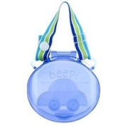 Especially for Baby BPA Free Pacifier Keeper - Car