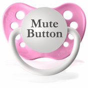 Mute Button Expression Pacifier