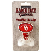 NCAA Oklahoma Sooners Infant Pacifier
