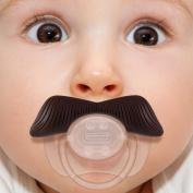 Stachifier - The Ladies Man Moustache Pacifier