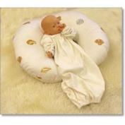 Organic Nursing Pillow - colour