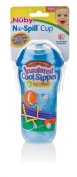 Nuby 270ml No-Spill Insulated Cool Sipper, Colours May Vary
