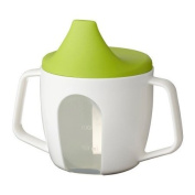 Green Baby Training Cup