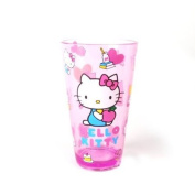 Hello Kitty Sanrio Apple Acrylic Cup