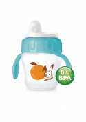 Philips AVENT BPA Free Toddler Cup with Handle, 210ml