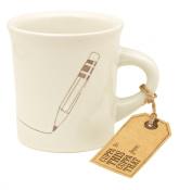 Ore Originals Living Goods Cuppa This Cuppa That Mug Pencil