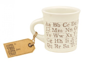 Ore Originals Living Goods Cuppa This Cuppa That Mug Alphabet