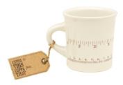 Ore Originals Living Goods Cuppa This Cuppa That Mug Ruler