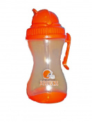 Cleveland Browns Sippy Cup with Belt Clip