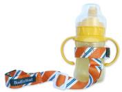 BooginHead SippiGrip, Orange Tie