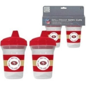 NFL San Francisco 49ers 2 Pack Sippy Cup