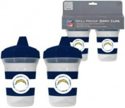 San Diego Chargers Sippy Cup - 2 Pack. NFL