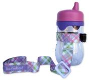 BooginHead SippiGrip, Purple Plaid