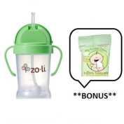 ZoLi BOT Straw Sippy Cup (Colour