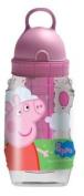 Peppa Pig Pixie Ez-freeze Bottle with Straw