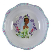 Disney Princess and the Frog Tiana Dinner Bowl - Princess Tiana Dinnerware - Princess and the Frog Tableware