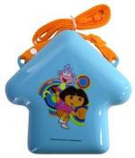 Dora The Explorer Plastic Storage Container - Nickelodeon Dora The Explorer Snack Container