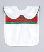 Holiday Dress Up Bib by Mullins Square