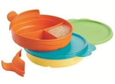 Kitchenware Divided Dish Feeding Set for Babies