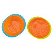 Fisher-Price Heat Sensitive Bowl and Plate Set
