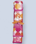 Mullins Square Baby Mess Kit- Pink Disco Dot