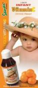 Sanar Naturals Vitamin C Infant 180ml Liquid - Orange Flavour