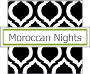 Itzy Ritzy TTM8090 Wrap & Roll Infant Carrier Arm Pad & Tummy Time Mat - Moroccan Nights