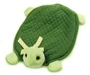 Bearington Bears Baby Tiggles Turtle Plush Belly Play Mat