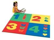 Children's Factory 1-2-3-4 Mat