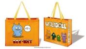 UglyDoll Orange Ice-Bat Shopping Bag