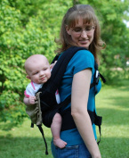 Breezy Mesh Backpack baby carrier