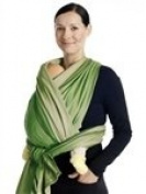 Dolcino Woven Baby Wrap - Large - Bali