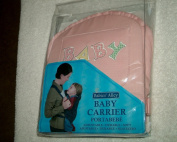 Babies' Alley Pink Baby Front Carrier