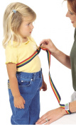Leachco Loop N Lead 5 Way Safety Strap, Rainbow