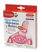 Clippasafe Easy Wash Harness & Reins