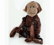 Goldbug Baby Harness Reins Chimp