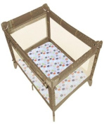 Portable Play Pen Fitted Sheet-Assorted Prints