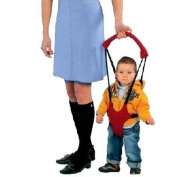 Qunqi@ Baby Toddler with Moon Walk Walker Bouncer Jumper Help Learn to Walk Baby Walkers Baby Products