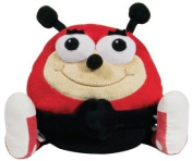 "Snuggle Smiles ""Busy Bug"" Plush Photo Album"