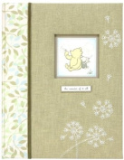 C.R. Gibson First Five Years Memory Book, Classic Pooh