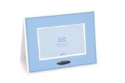 Swing Frame Mailable Baby Sky Blue 4x6 Boy