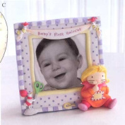 Baby's First Haircut Photo Frame
