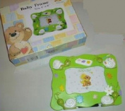 Little SUZY'S ZOO PEEK A BOO Baby Picture Photo Frame 10.2cm x 15.2cm