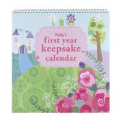 Jill McDonald Kids First Year Enchanted Keepsake Calendar, Little Dreamers
