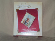 2002 Baby's First Christmas, Memory Book