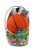 Basketball Themed Easter Gift Basket