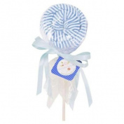 The Baby Bunch Lollipop - Blue-0-6 Months